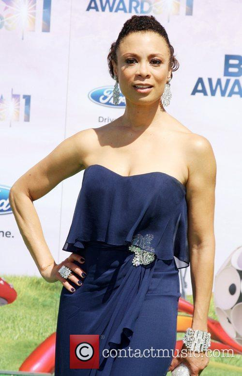 Valerie Pettiford The 11th Annual BET Awards held...