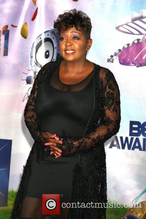 Anita Baker The 11th Annual BET Awards held...
