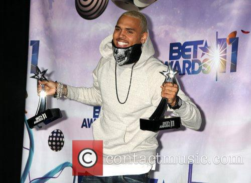 Chris Brown The 11th Annual BET Awards held...