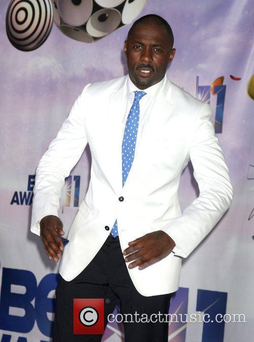 Idris Elba The 11th Annual BET Awards held...