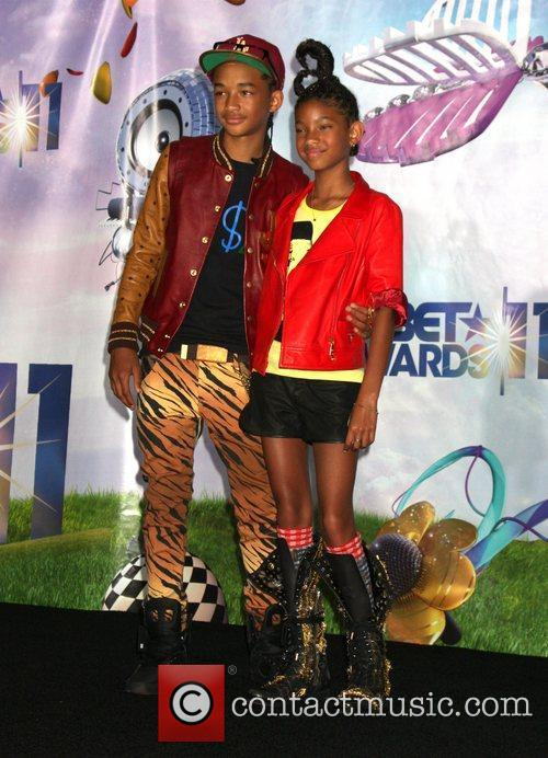 Jaden Smith and Willow Smith 5