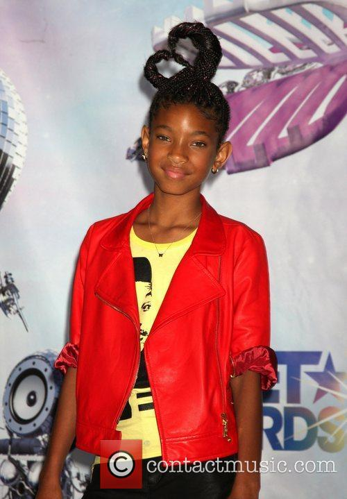 Willow Smith The 11th Annual BET Awards held...