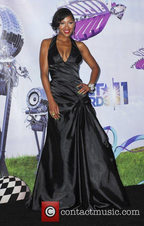 Meagan Good The 11th Annual BET Awards held...