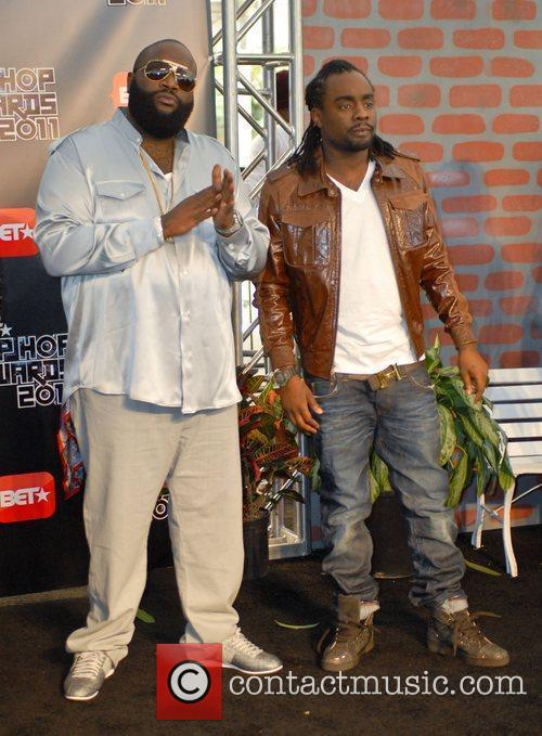 Rick Ross and Wale 1