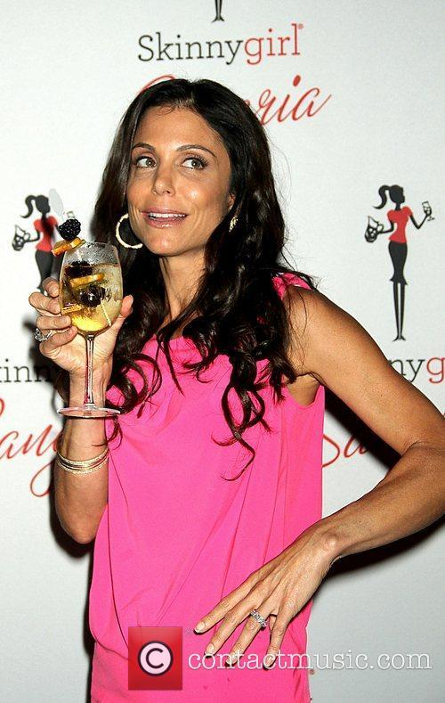 Celebrates the launch of Skinnygirl Sangria at the...