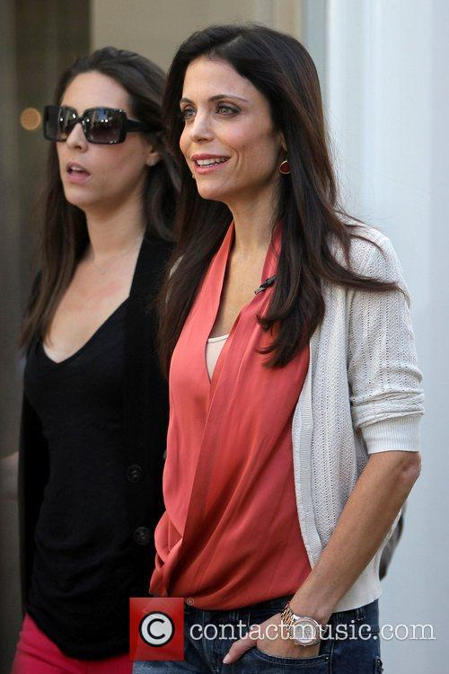 bethenny frankel reality star at the grove 5746540