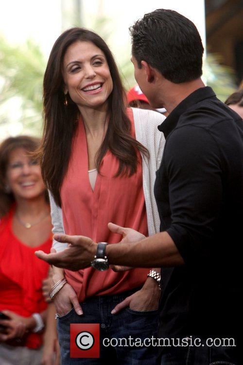 bethenny frankel reality star at the grove 5746549