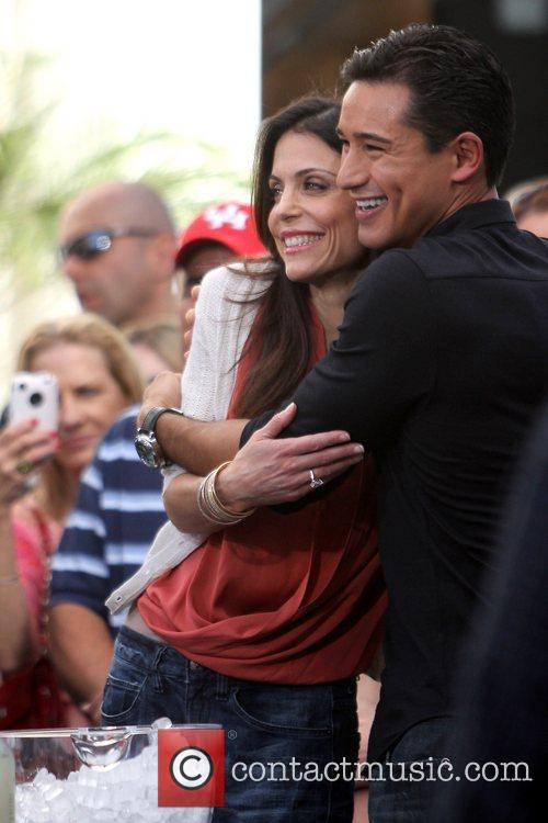 bethenny frankel reality star at the grove 5746556