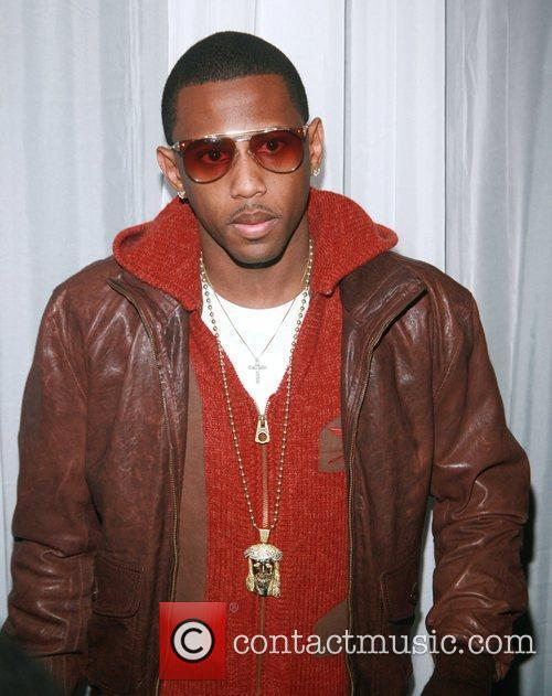 Fabolous BET's Rip the Runway 2011 at The...