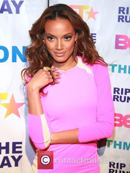 Selita Ebanks BET's Rip the Runway 2011 at...