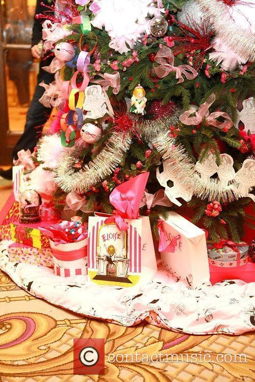 Betsey Johnson unveils the first ever Eloise Christmas...