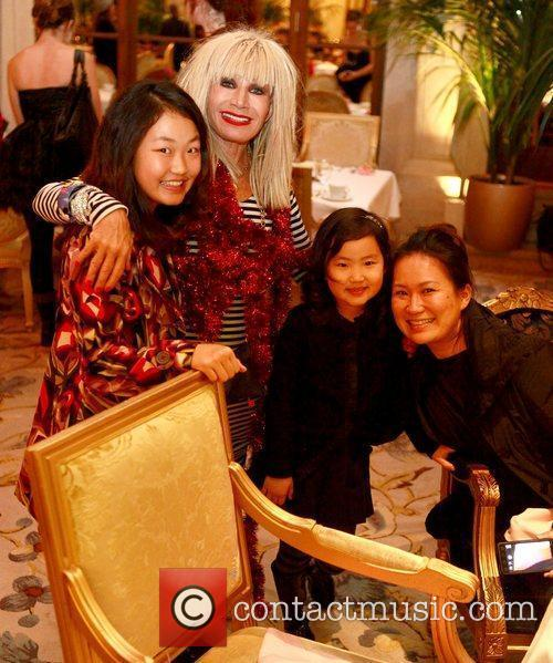Betsey Johnson and Friends Betsey Johnson unveils the...