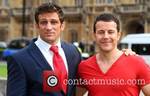 Alex Reid and Lee Latchford Evans Better Breakfast...
