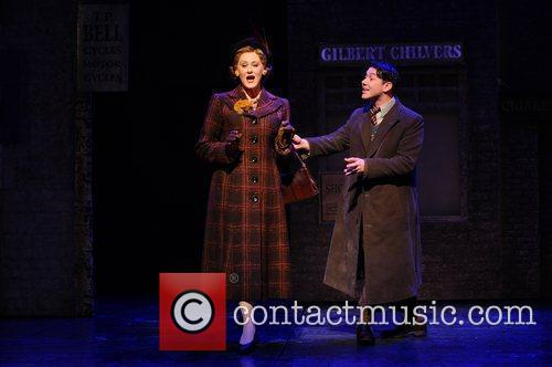 Betty Blue Eyes at The Novello Theatre -...