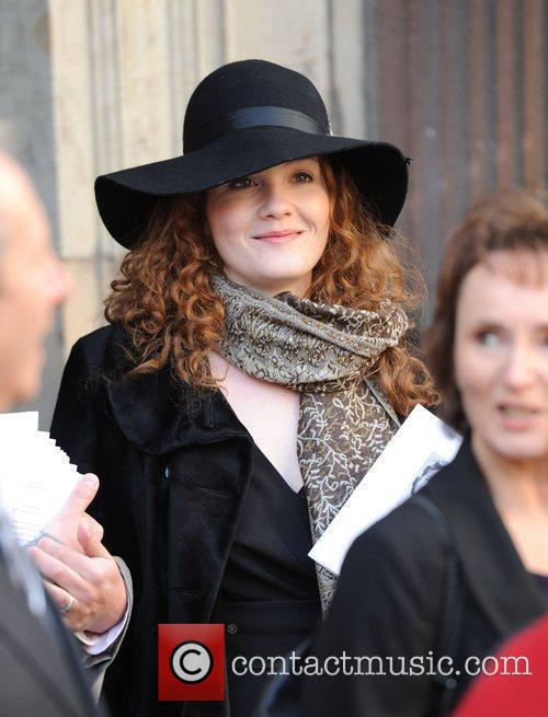 Jennie McAlpine  The funeral of Betty Driver...