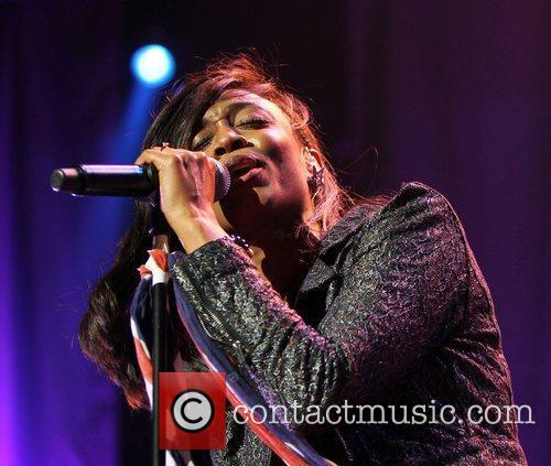 Beverley Knight, Albert Hall and Royal Albert Hall 1