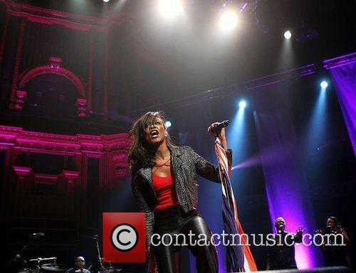 Beverley Knight, Albert Hall and Royal Albert Hall 7