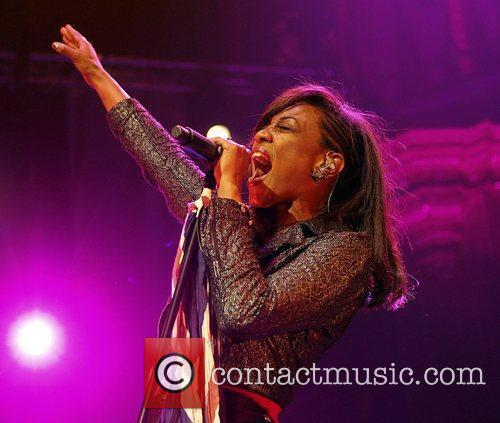 Beverley Knight, Albert Hall and Royal Albert Hall 10