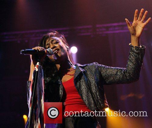 Beverley Knight, Albert Hall and Royal Albert Hall 2