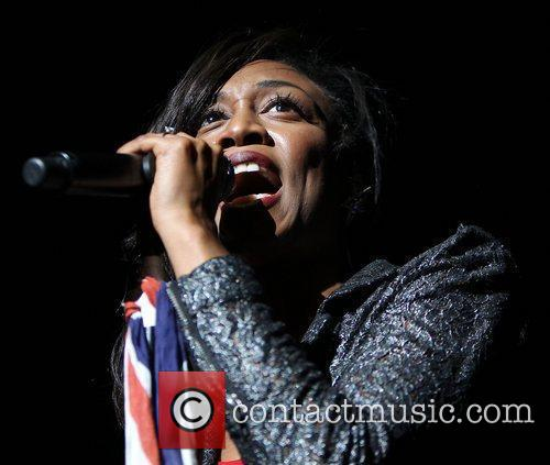Beverley Knight, Albert Hall and Royal Albert Hall 8