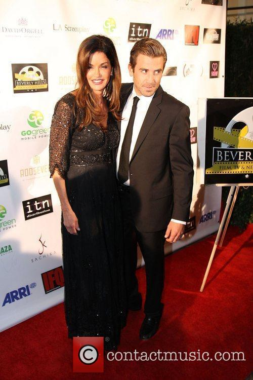 Janice Dickinson and Jason Wahler  Beverly Hills...