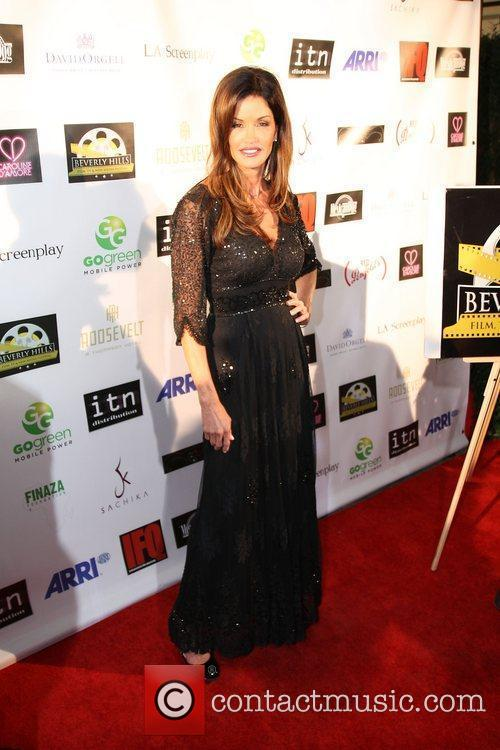 Beverly Hills Film Festival at The Roosevelt Hotel...