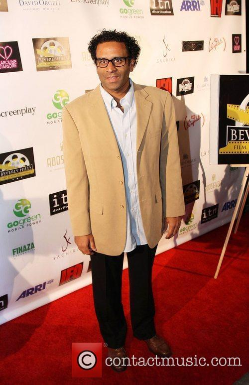Sid Veda Beverly Hills Film Festival at The...