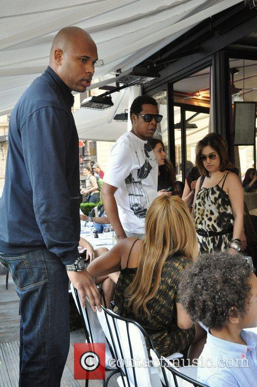 Beyonce Knowles and Jay Z 12