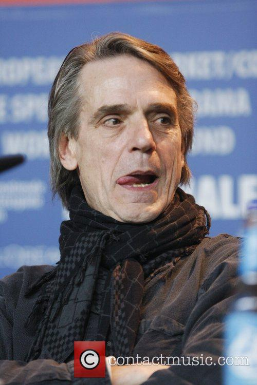 Jeremy Irons 61st Berlin International Film Festival (Berlinale)...