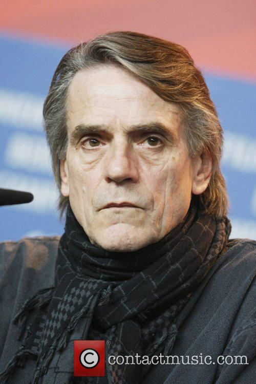 Jeremy Irons and Berlin 1