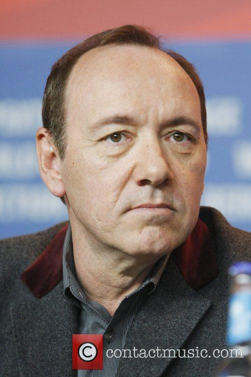 Kevin Spacey  61st Berlin International Film Festival...
