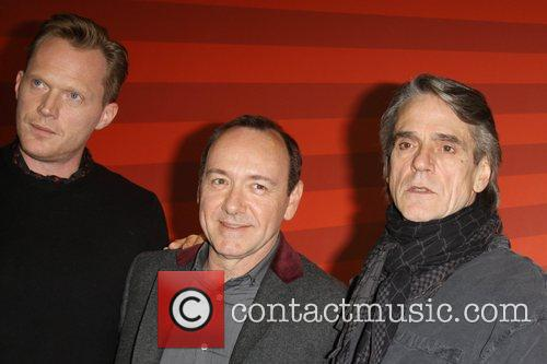 Paul Bettany, Kevin Spacey and Jeremy Irons 61st...