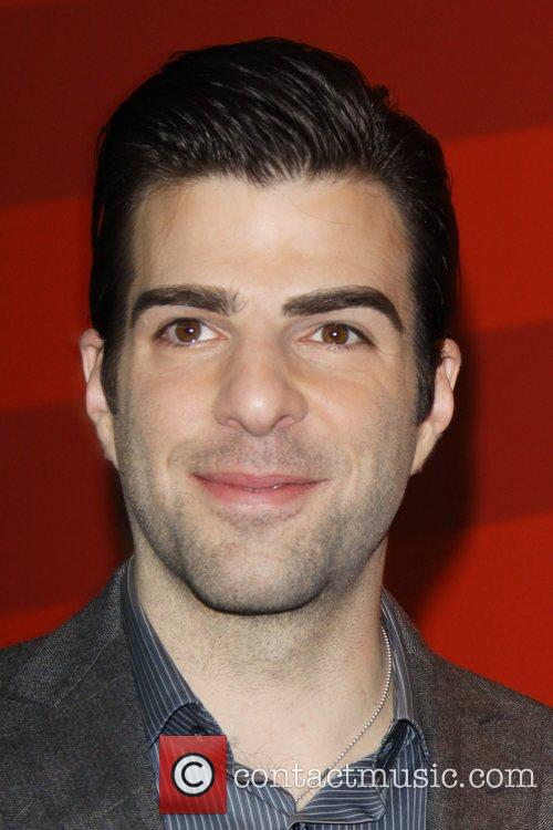 Zachary Quinto and Berlin 1