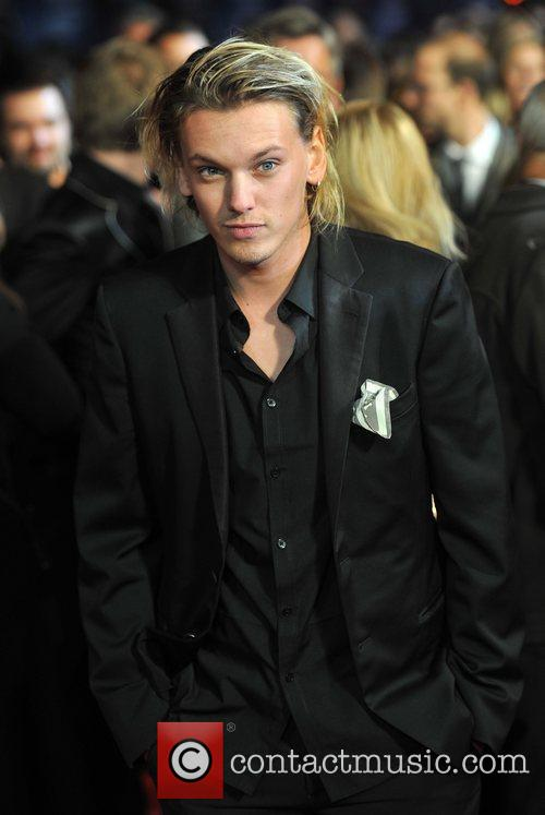 Jamie Campbell Bower and Empire Leicester Square 4