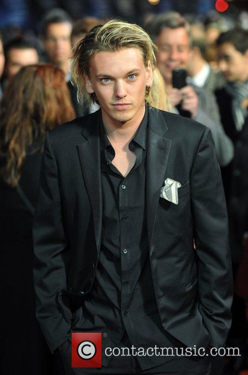 Jamie Campbell Bower and Empire Leicester Square 1