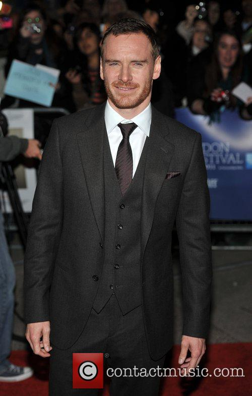 Michael Fassbender and Odeon West End 2
