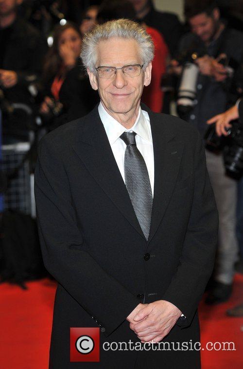 The BFI London Film Festival: A Dangerous Method...