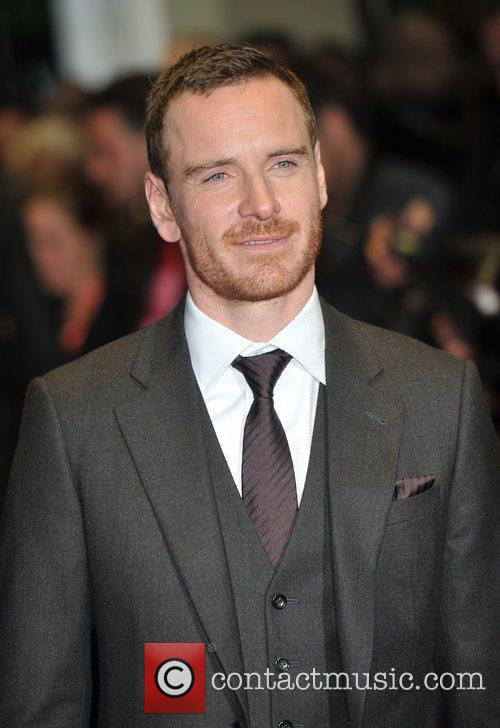 Michael Fassbender and Odeon West End 3