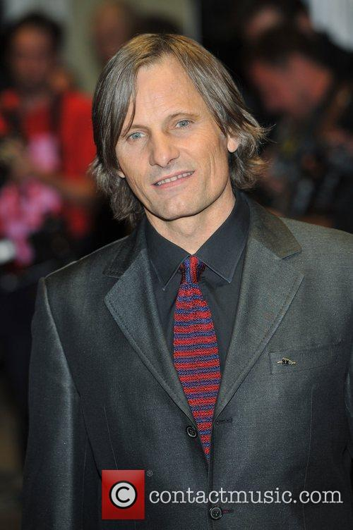 Viggo Mortensen and Odeon West End 2