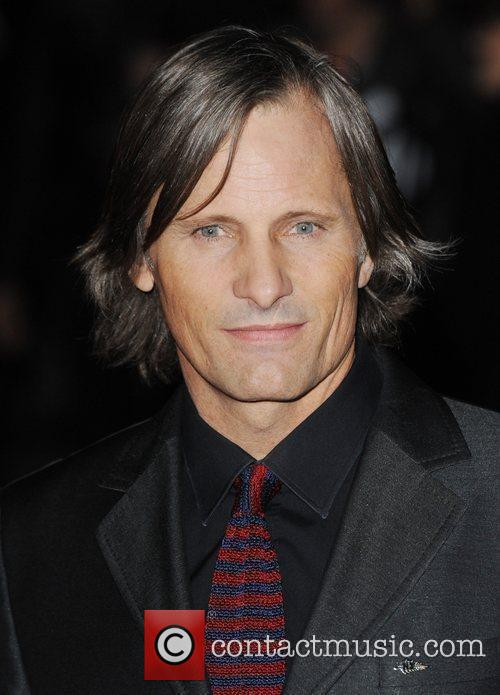 Viggo Mortensen, Dangerous and Odeon West End 3