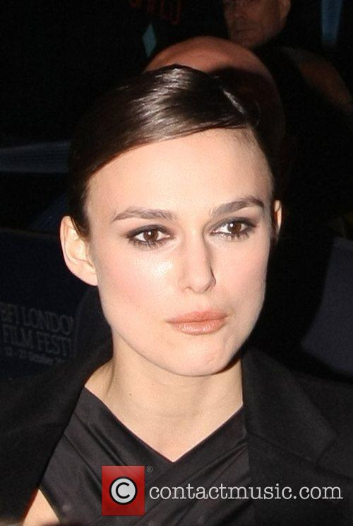 Keira Knightley and Odeon West End 5