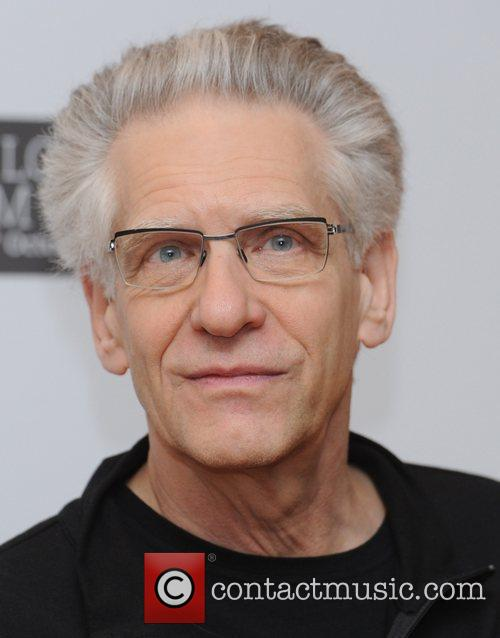 David Cronenberg and Odeon West End 2