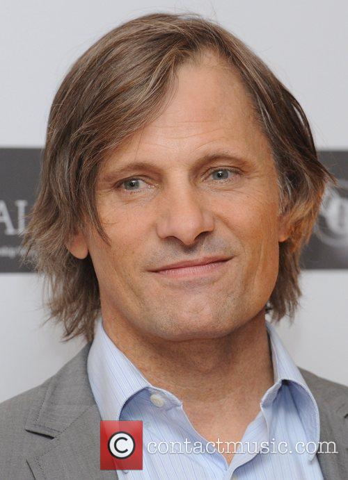 Viggo Mortensen and Odeon West End 3