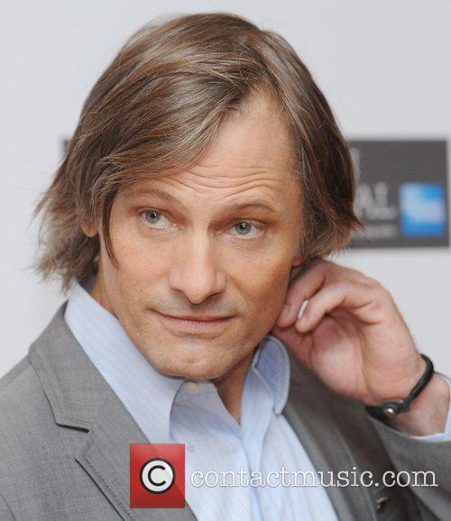 Viggo Mortensen and Odeon West End 1