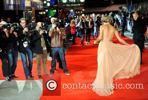 Stacey Keibler The BFI London Film Festival: The...