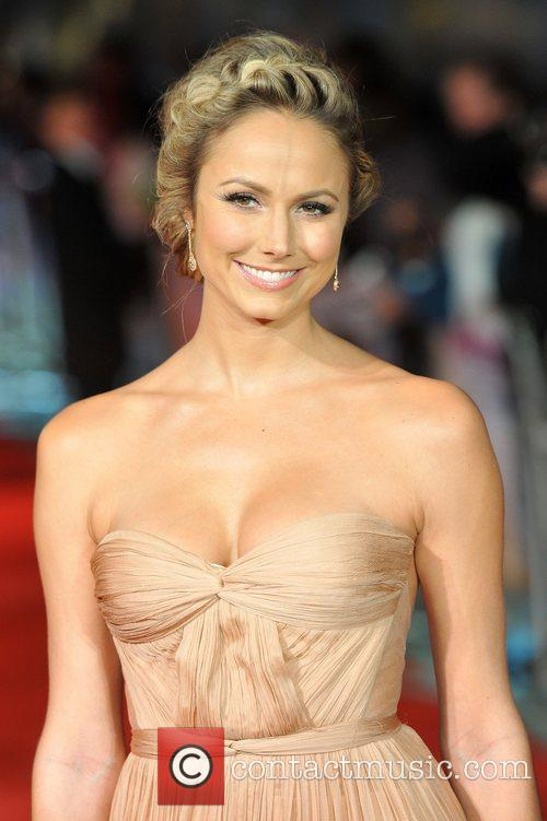 Stacy Keibler and Odeon Leicester Square 10
