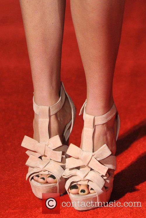 Shailene Woodley's shoes The BFI London Film Festival:...