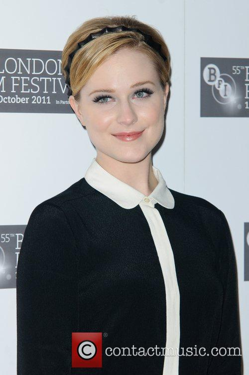Evan Rachel Wood and Odeon West End 10