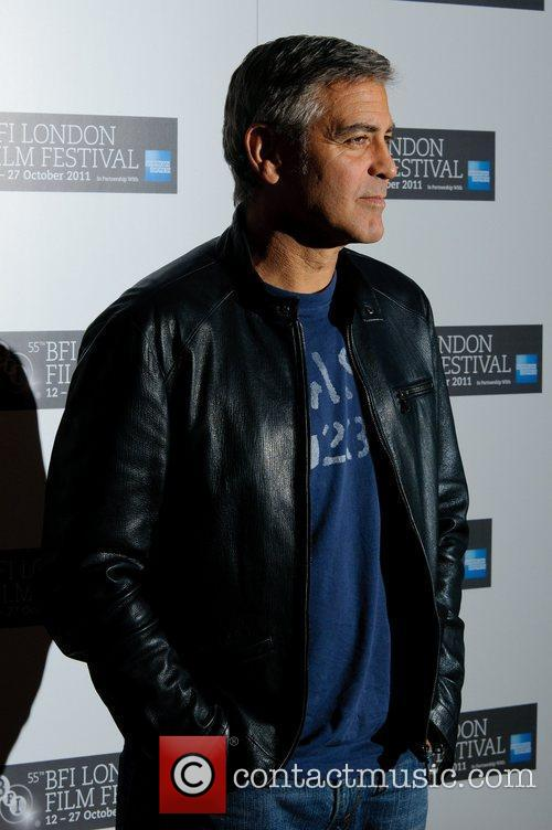 George Clooney and Odeon West End 11