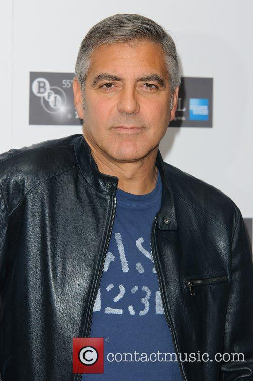 George Clooney and Odeon West End 8